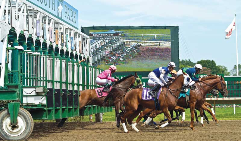 Nj horse race betting