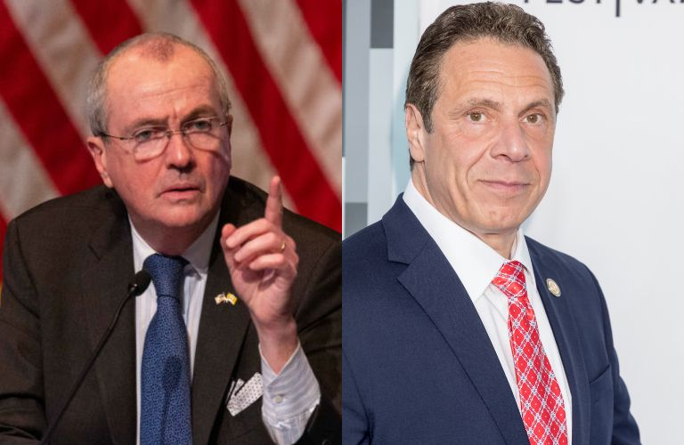 Murphy, Cuomo state their case on federal aid: N.J., N.Y. deserve more than others | ROI-NJ